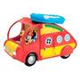 Mickey Mouse Auto Caravana De Mickey Mouse Fisher Price 2+