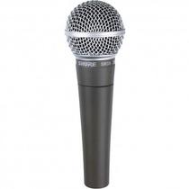 Shure Sm58-lc Microfono Dinamico,cardioide Con Cable