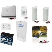 Kit Alarma X28 Llamador Telefónico Mpxh