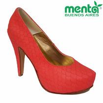 Zapatos Stiletto Luis Xv Verano 2016 Menta Bsas
