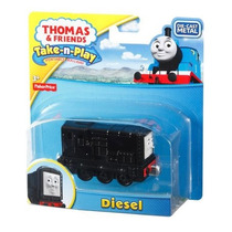 Tren Thomas & Friends - Diesel - Take And Play