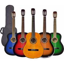 Guitarras Criollas + Funda + 2puas En La Plata