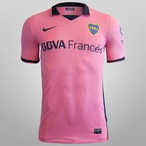 Camiseta Nike Boca Juniors Titular Oficial 2013 / 2014