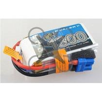Bateria Lipo Litio Polimero Duaslky 1300mah 11.1v 35c