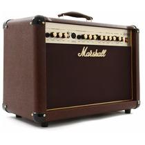Amplificador De Acustica Y Voces Marshall As50d 50 Watt
