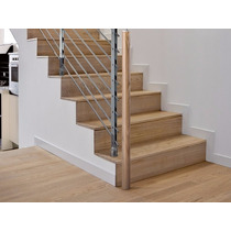 Revestimiento escalera piso flotante pisos paredes y - Revestimiento para escaleras ...