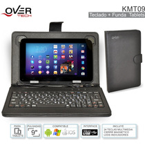 Tablet Pc De 9 +teclado + Funda De Regalo!!!