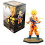 Muñeco Goku Dragon Ball Z Original Bandai Vegeta Trunks Ssj