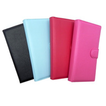 Funda Protector Flip Cover Billetera Microsoft Lumia 435