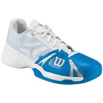 Zapatillas Tenis Wilson Rush Hc / Stance Elite Padel Paddle