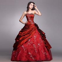 Vestido De 15 Importado Nuevo