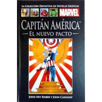 Colección Marvel Salvat - Capitán América: El Nuevo Pacto