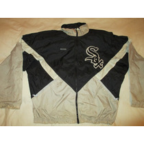 Campera Rompeviento De Chicago White Sox Baseball Columbia
