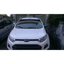 Ford Eco Esport 2014 Freestyle