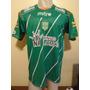 Camiseta Fútbol Banfield Mitre 2011 #32 Ulitería De Juego Xl