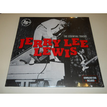 Jerry Lee Lewis -the Essential Tracks - Vinilo
