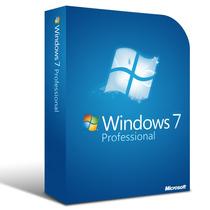 Windows 7 Professional Licencia Original