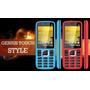 Celular Con Teclado Genius Style Dual Sim Mp3