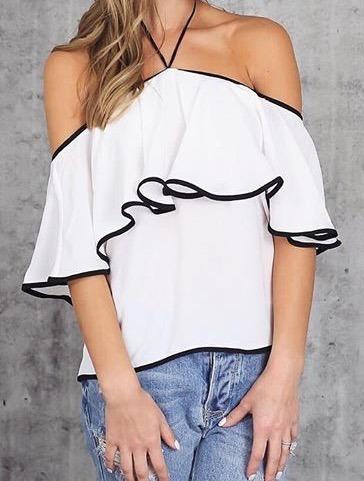 Blusas para mujer Limonni LI129 Casuales