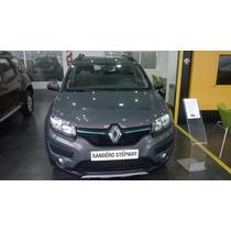 Renault Sandero Stepway Dyn/privillege 1.6 16v 0km (mm)
