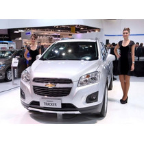Chevrolet Tracker Awd Ltz Plus