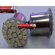 Lampara Led 1 Polo 22 Smd 24 V Colectiv Blanco-rojo-ambar !!