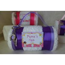 Souvenirs Toalla Personalizadas Spa Nenas 15 Años X 10