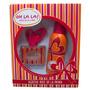 Agatha Ruiz De La Prada Pack Oh La La: Edt X 100ml + Aer