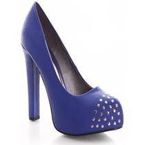 Zapatos Importados Stiletto Sandalias Sarkany Taco Alto Usa