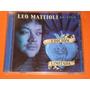 Leo Mattioli * En Vivo * Edicion Limitada * Acrilico