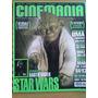 Revista Cinemania #12 Abril 2005 Star Wars Darth Vader