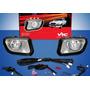 Kit Faros Auxiliares Chevrolet S10 (2001 - 2012) - Vic