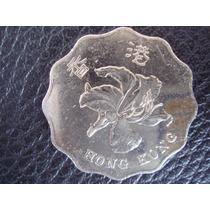 Hong Kong - Moneda De 2 Dolares, Año 12013 - Excelente