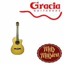 Gracia Wilde Profesional Eq Guitarra Electro Acustica Profes