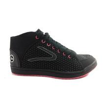 Zapatilla Dunlop Negra Hombre 36 Al 44