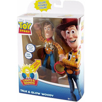 Woody Original Disney Toy Story Habla Tirando Cuerda - Disney Toy ...