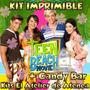Kit Imprimible Teen Beach Movie Candy Bar Golosinas 2x1