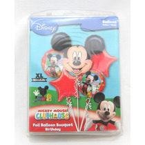Mickey Mouse -bouquet Globos Cumpleaños Original Disney Xl