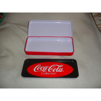 Coca Cola En Lata Con Compartimiento. Impecable Nueva