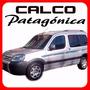 Calco Peugeot Partner Patagonica