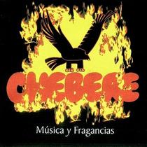 Cd Chebere. Musica Y Fragancias. Cuarteto. Nuevo