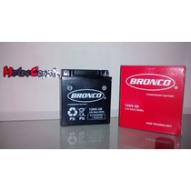 Bateria Wave/smash/futura/varias 110 Gel Bronco Motos Coyote