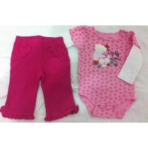 Conjunto Body Y Pantalón Babies R Us Talle 3 Mess
