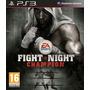 Ps3 Fight Night Champion Store