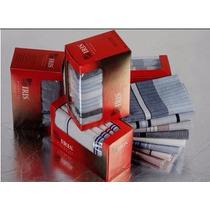 Pañuelos De Mano Iris Algodon 100% Estampados Caja X6 Cuotas