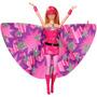 Barbie Super Princesa Mattel Despliega Su Capa En Zona Sur