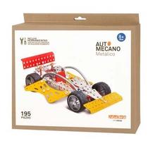 Mecano Juguete - Auto Metálico 195 Piezas