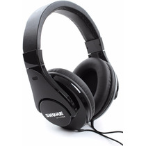Auriculares Shure Srh240a Calidad Profesional
