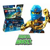 Lego Dimensions Jay Fun Pack 71215  Solo En Monster Market