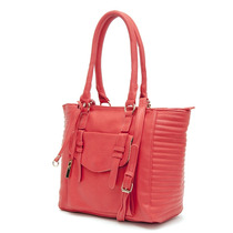 Cartera Brandy Roja